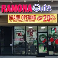 Great Ramona location for your Hair Salon needs!